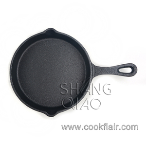 Pre-seasoned Cast Iron Mini Skillet