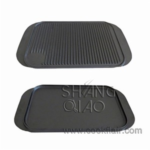 Cast Iron Reversible Griddle