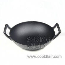 Pre-seasoned Cast Iron Wok